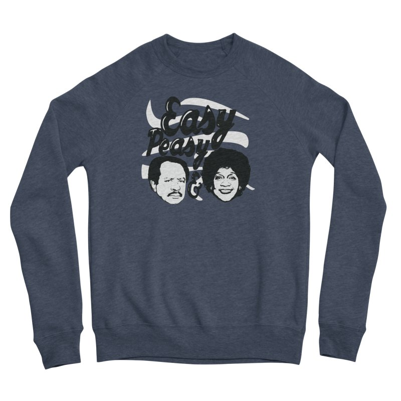 Easy Peasy George and Weezy Women's Sweatshirt by HIDENbehindAroc's Shop