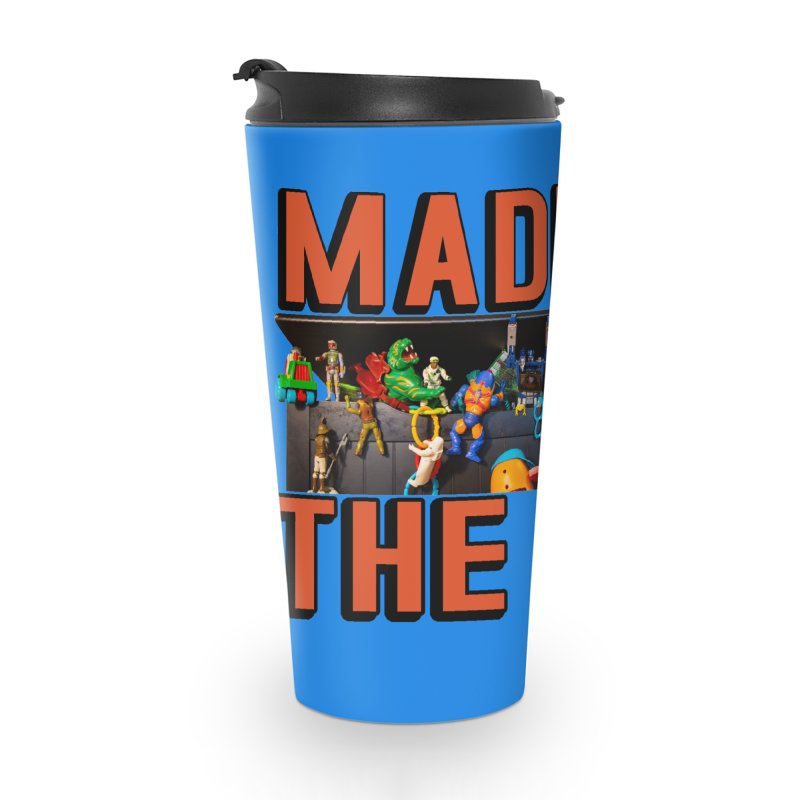 Made in the 80s! Accessories Mug by HIDENbehindAroc's Shop