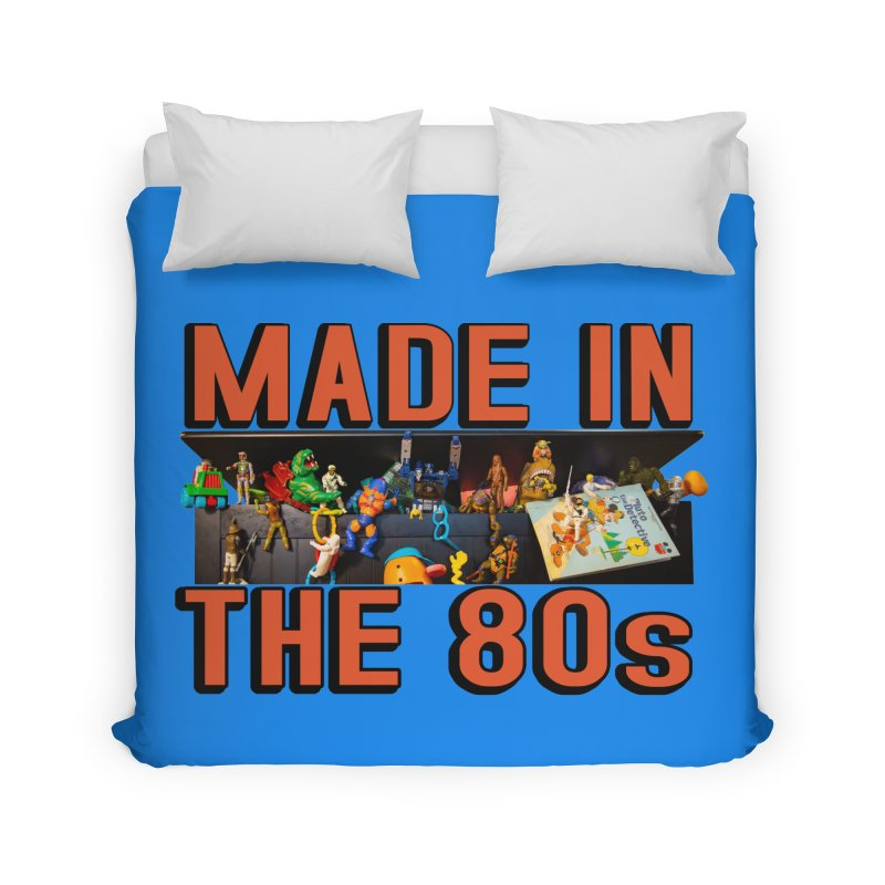Made in the 80s! Home Duvet by HIDENbehindAroc's Shop