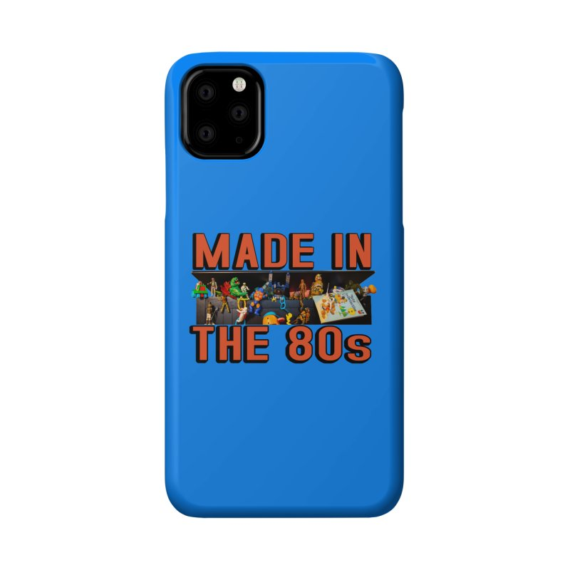 Made in the 80s! Accessories Phone Case by HIDENbehindAroc's Shop