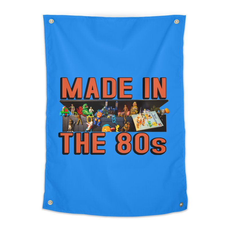 Made in the 80s! Home Tapestry by HIDENbehindAroc's Shop