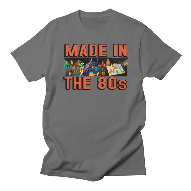 Made in the 80s! Men's T-Shirt by HIDENbehindAroc's Shop