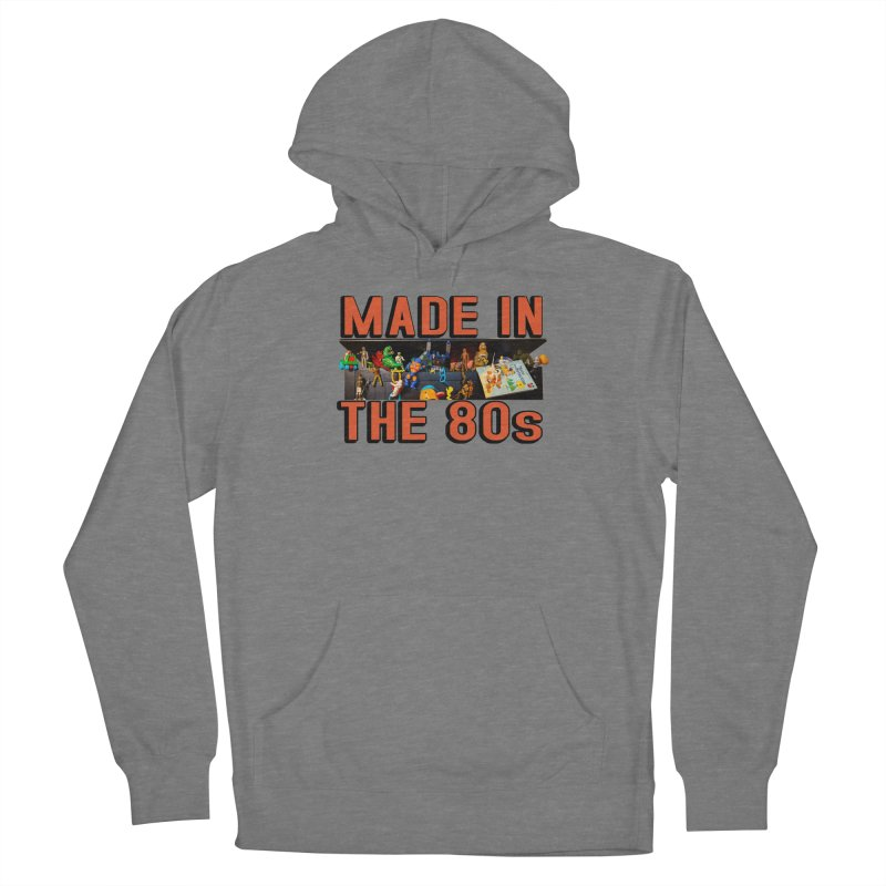 Made in the 80s! Women's Pullover Hoody by HIDENbehindAroc's Shop