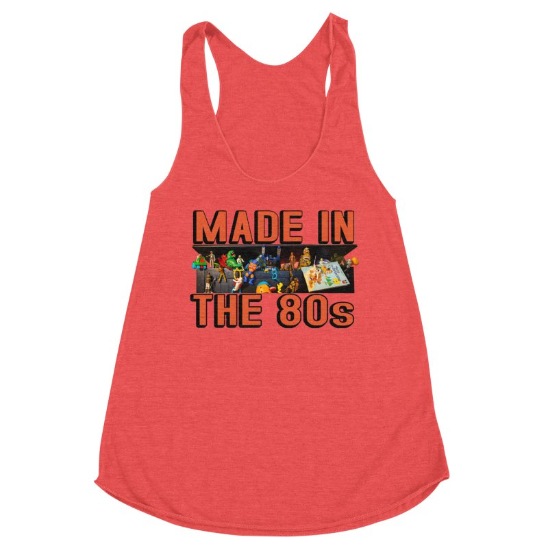 Made in the 80s! Women's Tank by HIDENbehindAroc's Shop