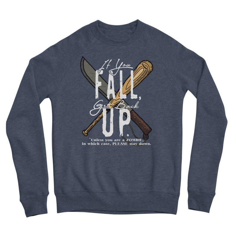 Zombie Hunter's Motto Women's Sweatshirt by HIDENbehindAroc's Shop