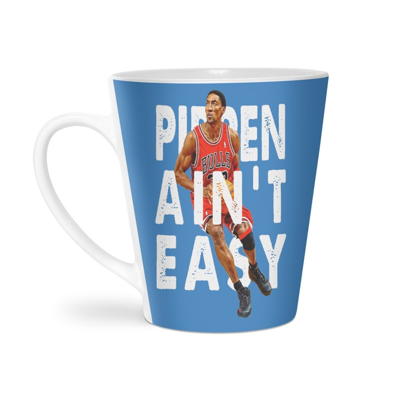 Pippen Ain't Easy Clean Accessories Mug by HIDENbehindAroc's Shop
