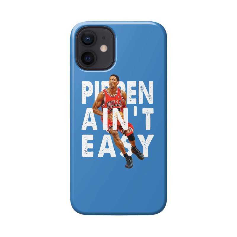 Pippen Ain't Easy Clean Accessories Phone Case by HIDENbehindAroc's Shop