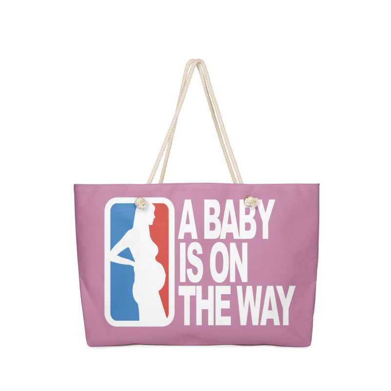A Baby Is On The Way Accessories Bag by HIDENbehindAroc's Shop