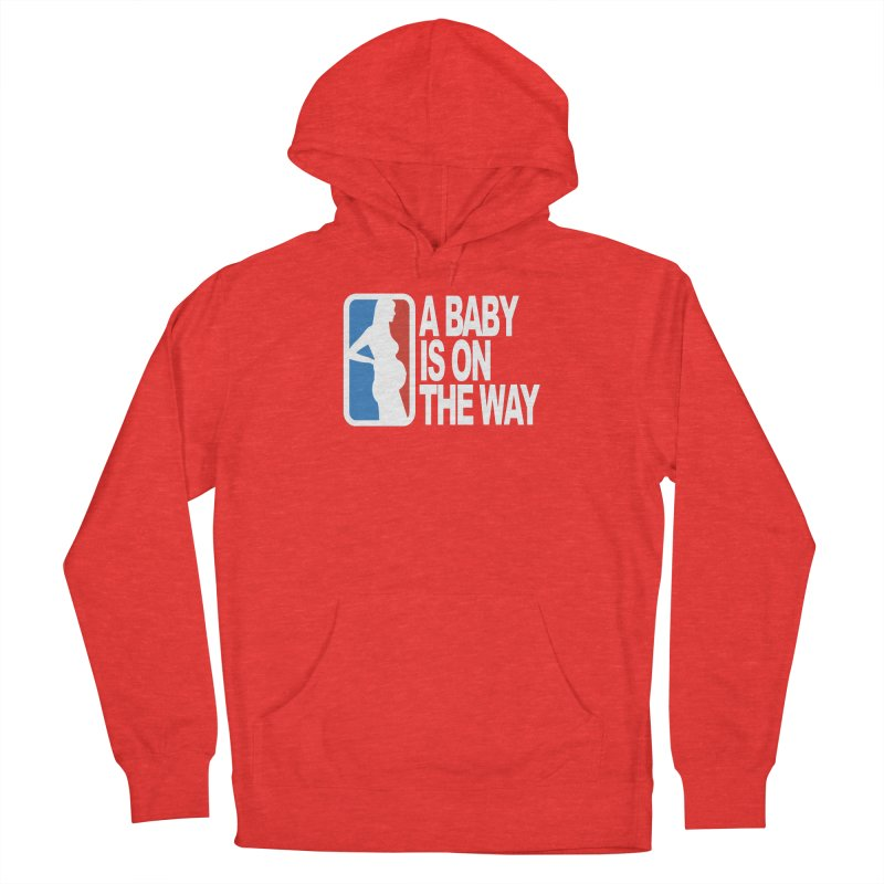 A Baby Is On The Way Men's Pullover Hoody by HIDENbehindAroc's Shop
