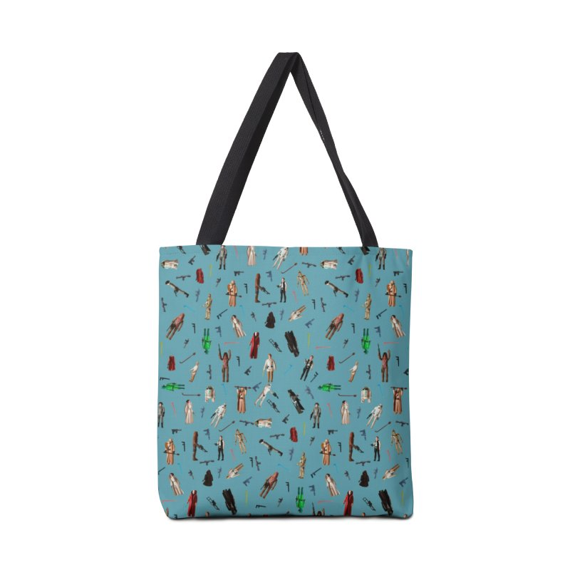 Star Wars Sheets Throwback Accessories Bag by HIDENbehindAroc's Shop