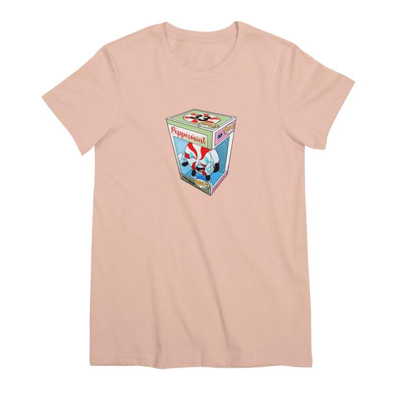 Mint In Box! Women's Premium T-Shirt by HIDENbehindAroc's Shop