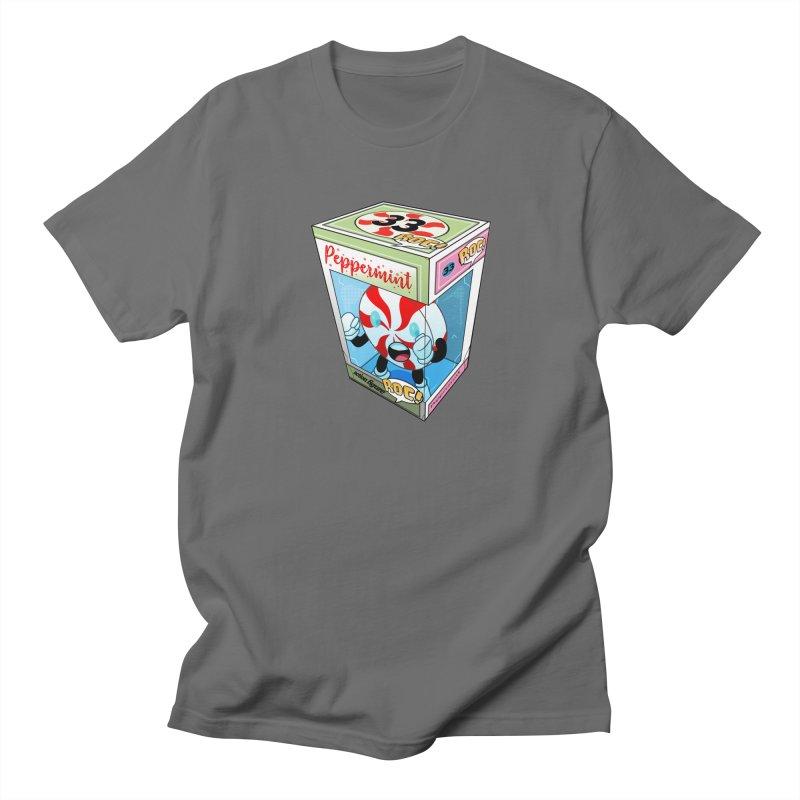 Mint In Box! Men's T-Shirt by HIDENbehindAroc's Shop