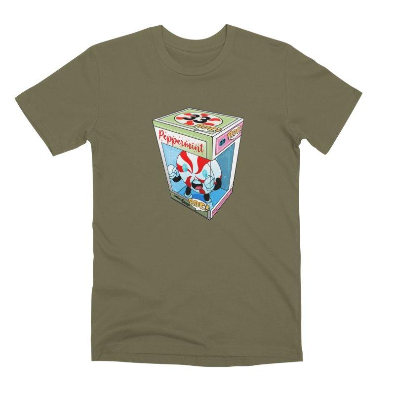 Mint In Box! Men's Premium T-Shirt by HIDENbehindAroc's Shop