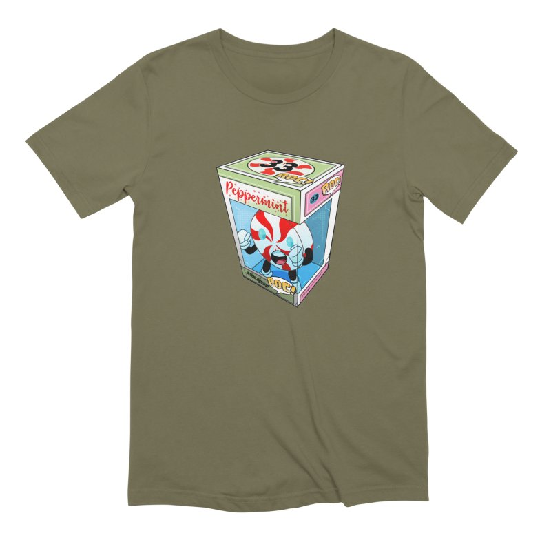 Mint In Box! Men's Extra Soft T-Shirt by HIDENbehindAroc's Shop