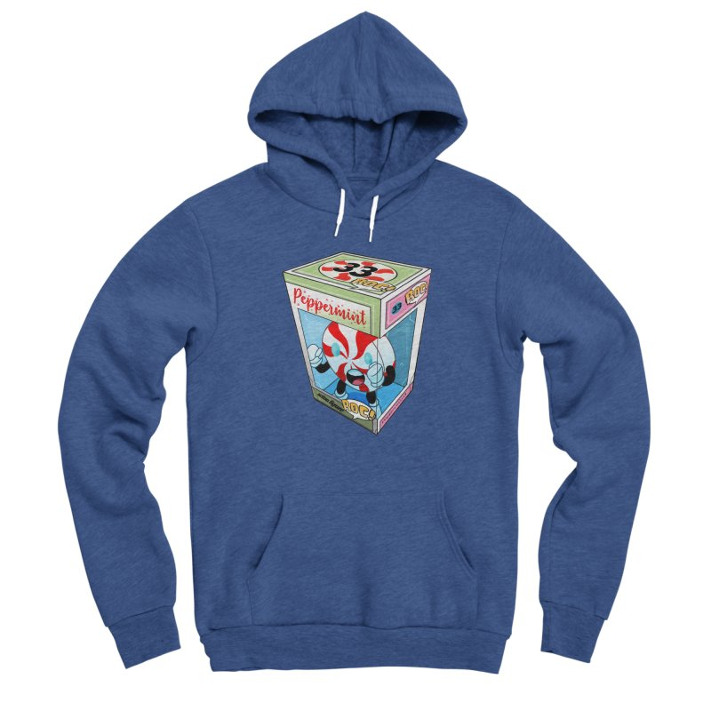 Mint In Box! Men's Sponge Fleece Pullover Hoody by HIDENbehindAroc's Shop