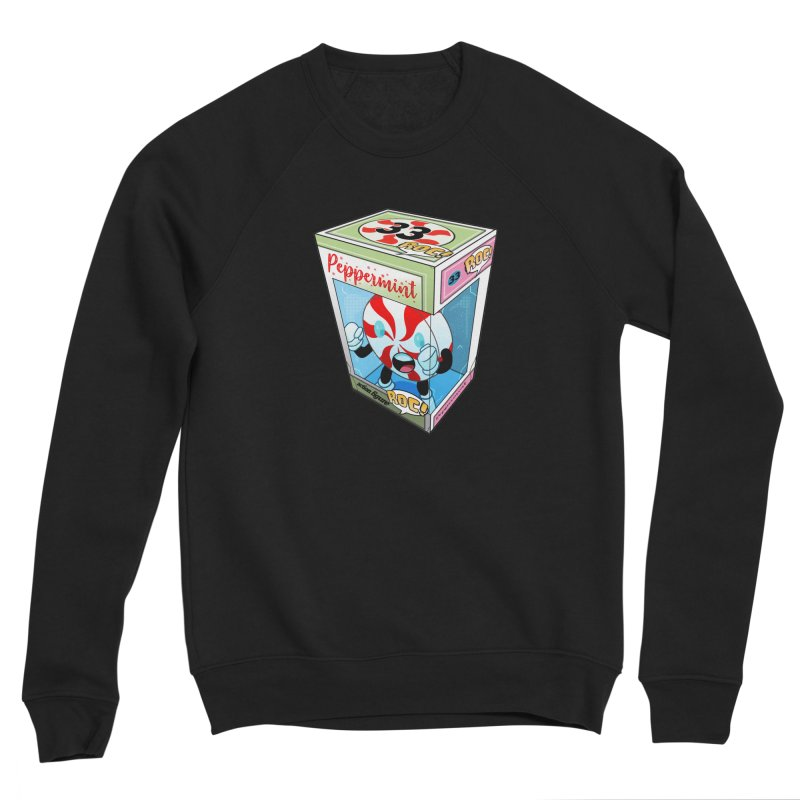 Mint In Box! Women's Sponge Fleece Sweatshirt by HIDENbehindAroc's Shop