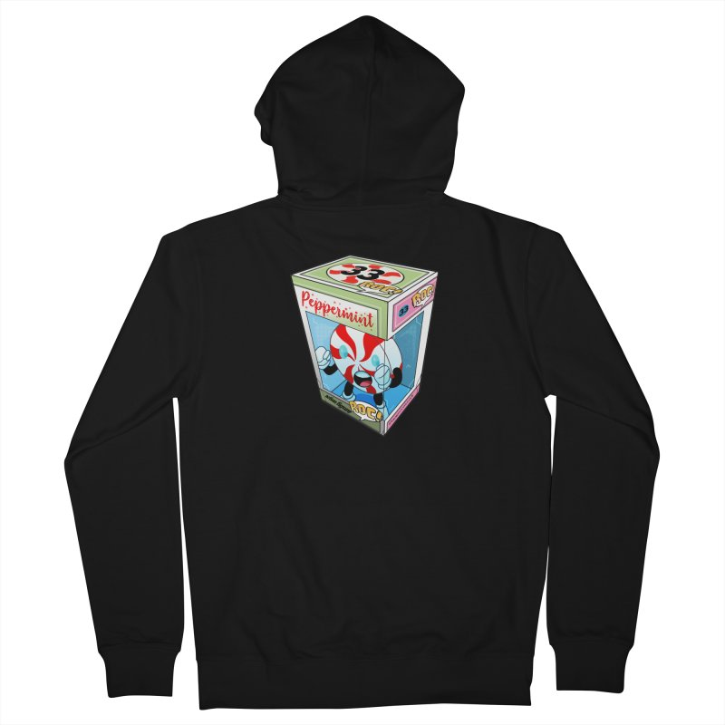 Mint In Box! Men's French Terry Zip-Up Hoody by HIDENbehindAroc's Shop