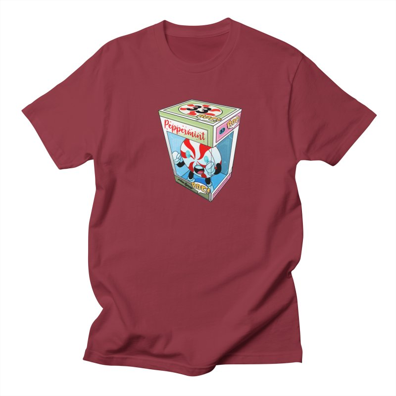 Mint In Box! Women's Regular Unisex T-Shirt by HIDENbehindAroc's Shop