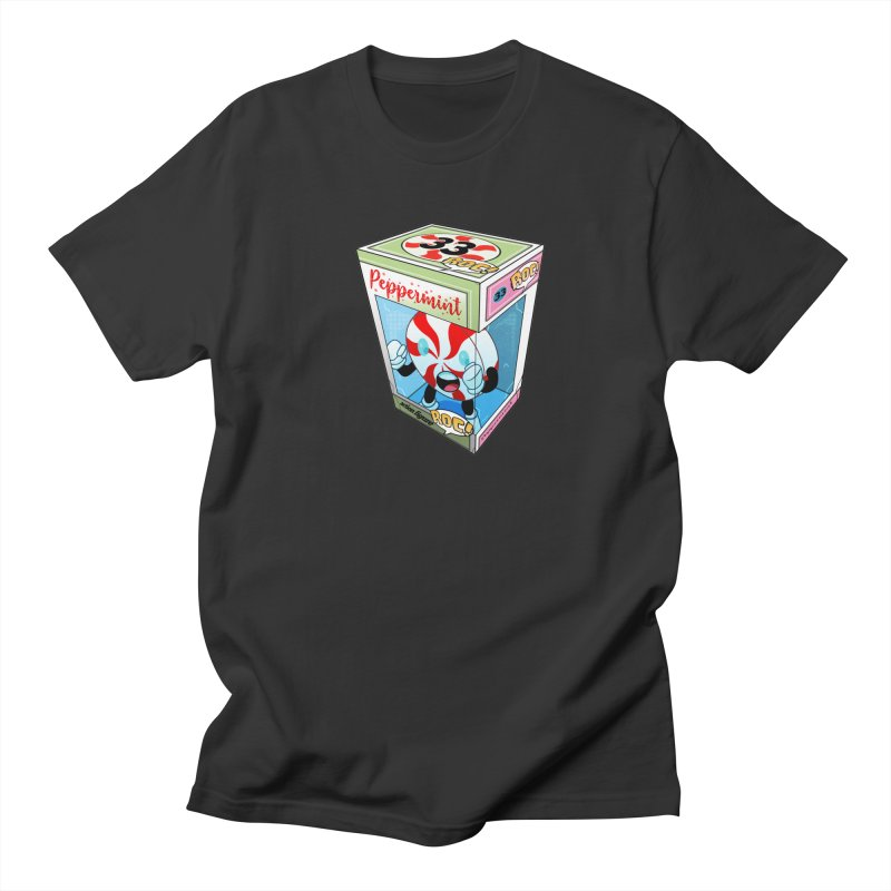 Mint In Box! Men's Regular T-Shirt by HIDENbehindAroc's Shop