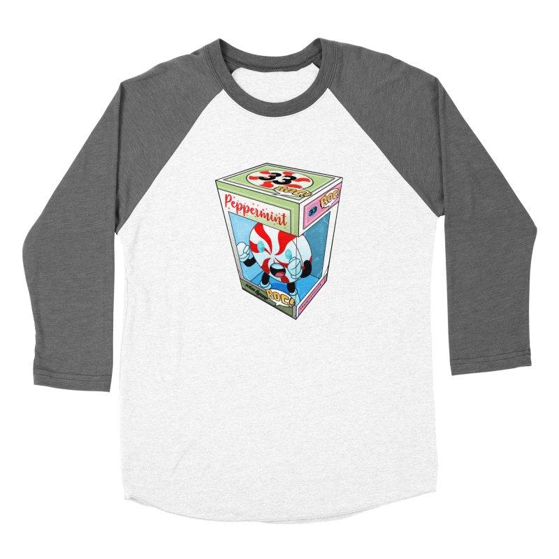 Mint In Box! Women's Baseball Triblend Longsleeve T-Shirt by HIDENbehindAroc's Shop