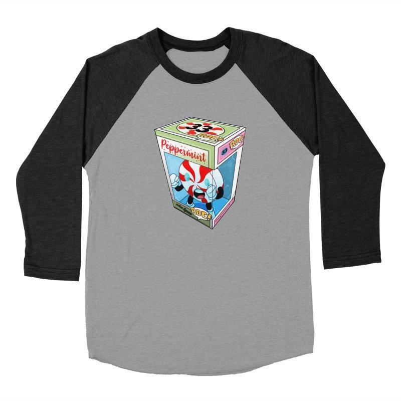 Mint In Box! Men's Baseball Triblend Longsleeve T-Shirt by HIDENbehindAroc's Shop