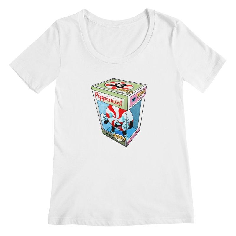 Mint In Box! Women's Regular Scoop Neck by HIDENbehindAroc's Shop