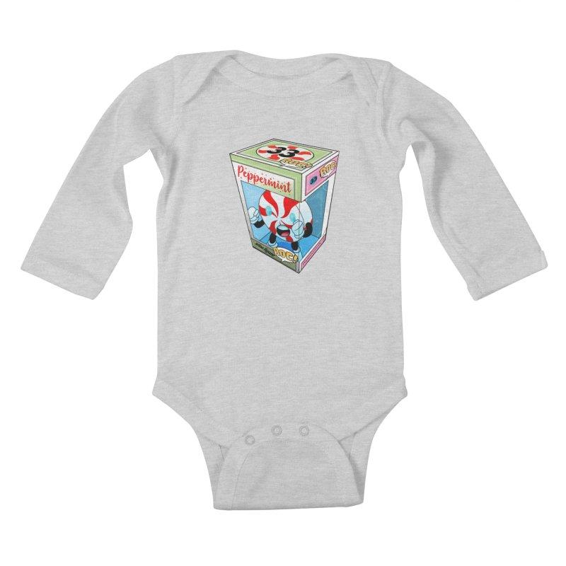 Mint In Box! Kids Baby Longsleeve Bodysuit by HIDENbehindAroc's Shop