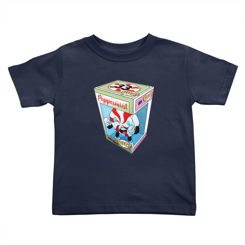 Mint In Box! Kids Toddler T-Shirt by HIDENbehindAroc's Shop
