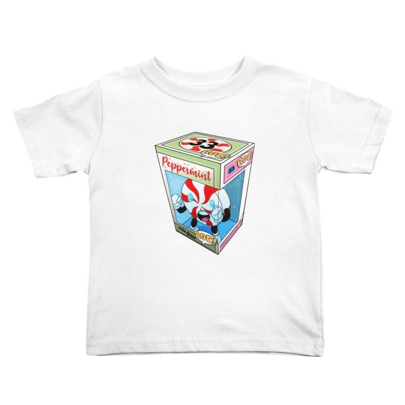 Mint In Box! Kids Toddler T-Shirt by HIDENbehindAroc's Shop