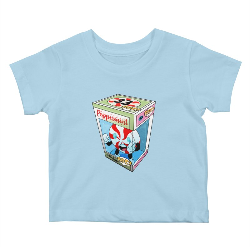 Mint In Box! Kids Baby T-Shirt by HIDENbehindAroc's Shop