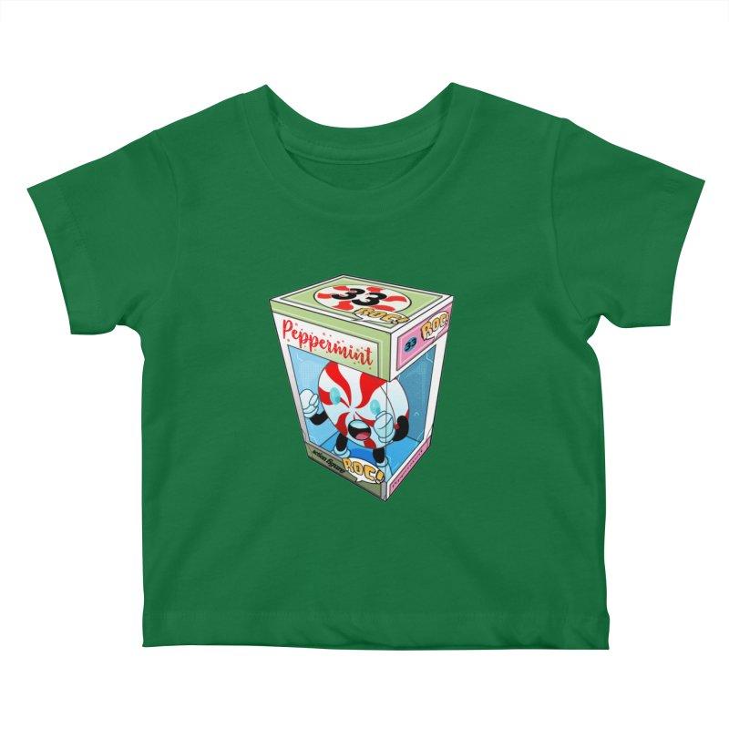 Mint In Box! Kids Baby T-Shirt by HIDENbehindAroc's Shop