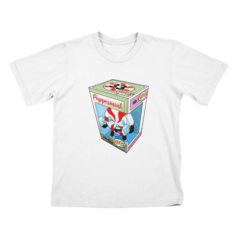 Mint In Box! Kids T-Shirt by HIDENbehindAroc's Shop
