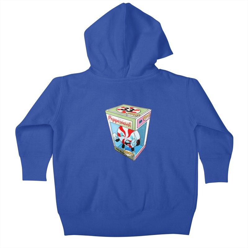 Mint In Box! Kids Baby Zip-Up Hoody by HIDENbehindAroc's Shop