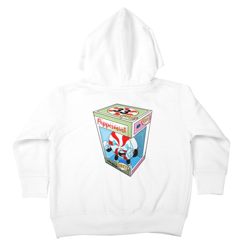 Mint In Box! Kids Toddler Zip-Up Hoody by HIDENbehindAroc's Shop