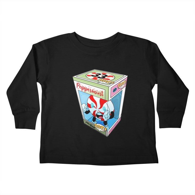 Mint In Box! Kids Toddler Longsleeve T-Shirt by HIDENbehindAroc's Shop