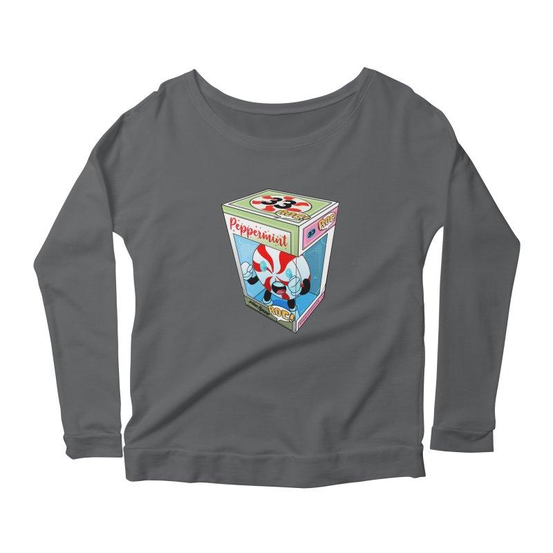 Mint In Box! Women's Longsleeve T-Shirt by HIDENbehindAroc's Shop