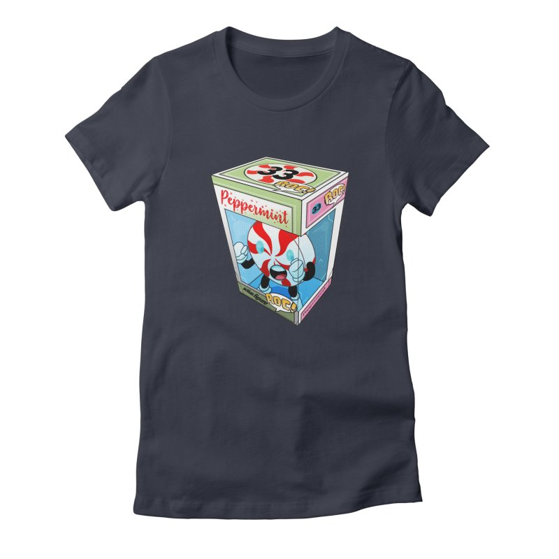 Mint In Box! Women's Fitted T-Shirt by HIDENbehindAroc's Shop