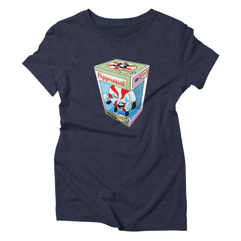 Mint In Box! Women's Triblend T-Shirt by HIDENbehindAroc's Shop