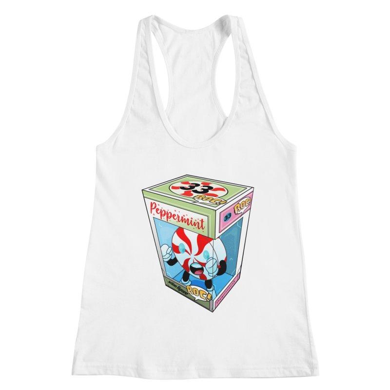 Mint In Box! Women's Racerback Tank by HIDENbehindAroc's Shop