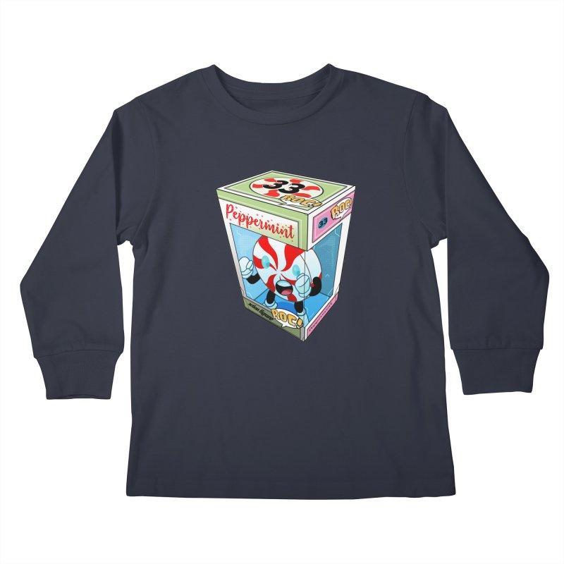 Mint In Box! Kids Longsleeve T-Shirt by HIDENbehindAroc's Shop