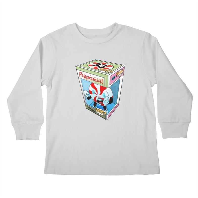 Mint In Box! Kids Longsleeve T-Shirt by HIDENbehindAroc's Shop
