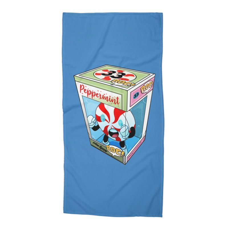 Mint In Box! Accessories Beach Towel by HIDENbehindAroc's Shop