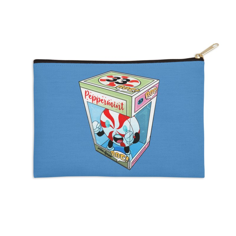 Mint In Box! Accessories Zip Pouch by HIDENbehindAroc's Shop