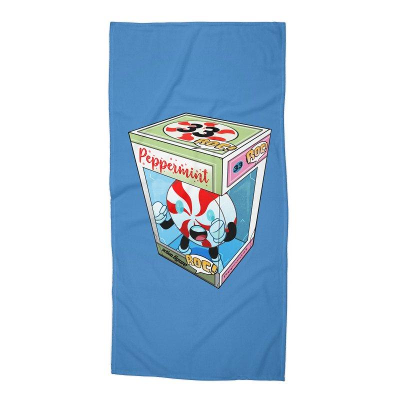 Mint In Box! Accessories Beach Towel by HIDENbehindAroc's Shop