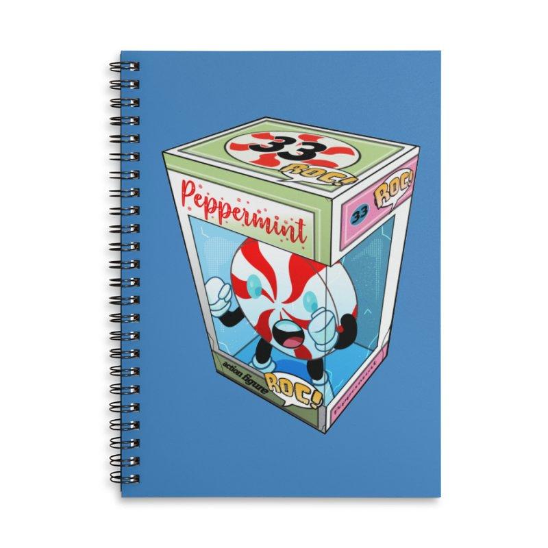 Mint In Box! Accessories Notebook by HIDENbehindAroc's Shop