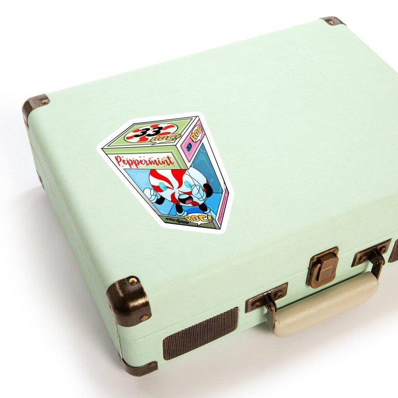 Mint In Box! Accessories Sticker by HIDENbehindAroc's Shop