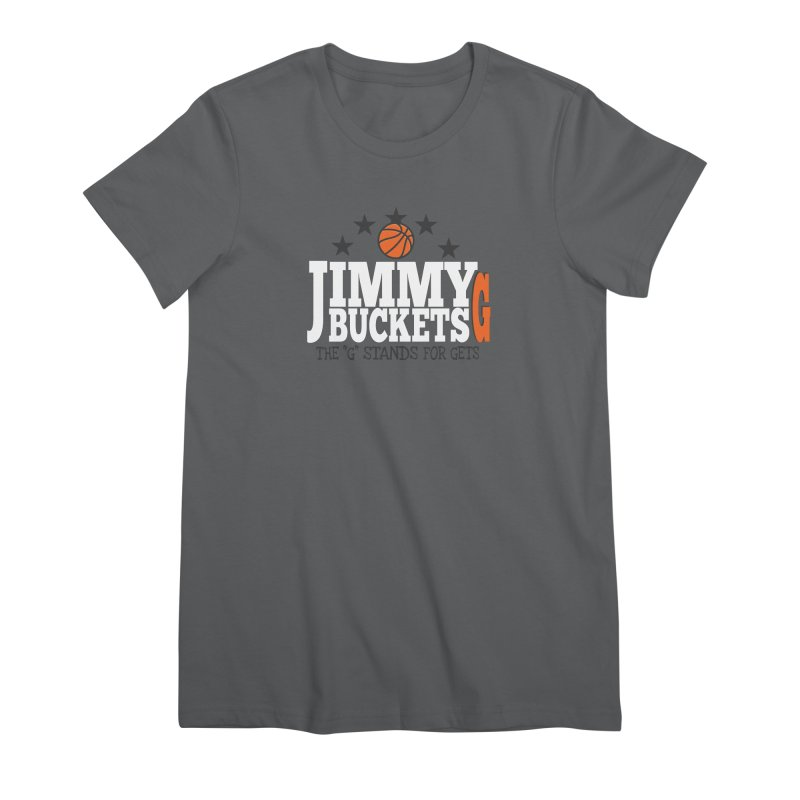 Jimmy G. Butler Women's T-Shirt by HIDENbehindAroc's Shop