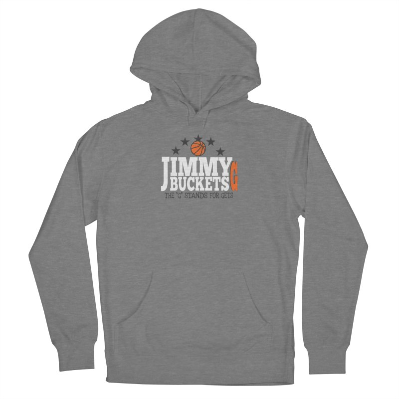 Jimmy G. Butler Women's Pullover Hoody by HIDENbehindAroc's Shop