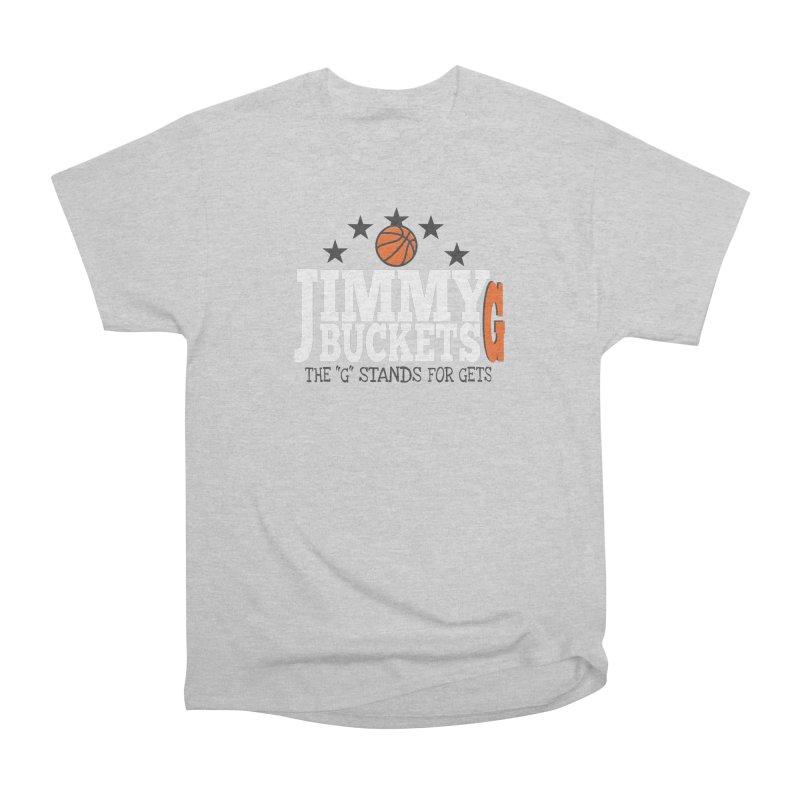 Jimmy G. Butler Women's Heavyweight Unisex T-Shirt by HIDENbehindAroc's Shop