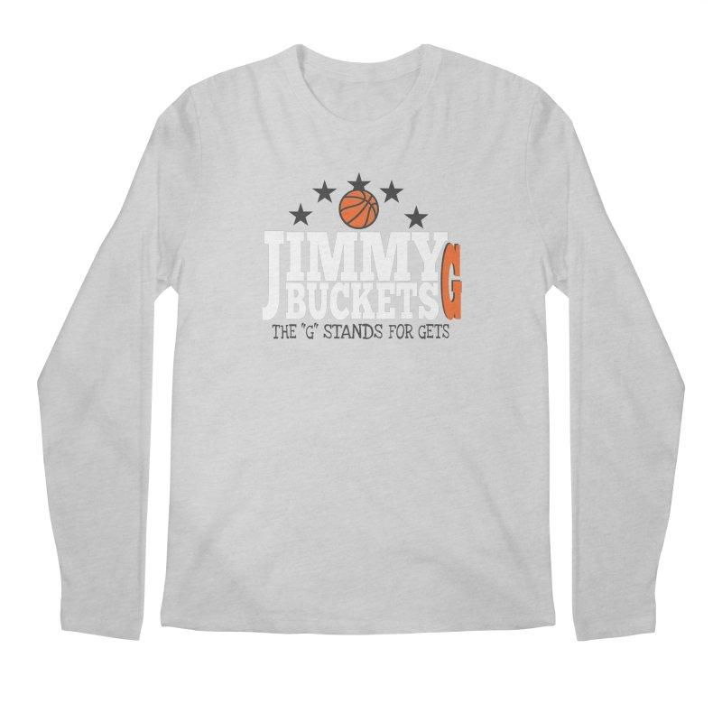 Jimmy G. Butler Men's Regular Longsleeve T-Shirt by HIDENbehindAroc's Shop